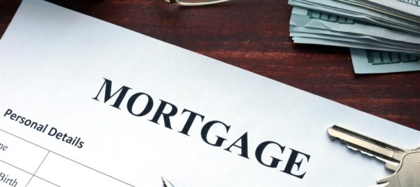 Mortgage with no down payment